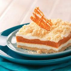 Butterscotch Torte..  Of the best desserts ever..so easy and just yummy !!