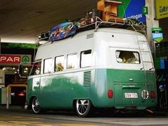 Vw - camper - ready to go