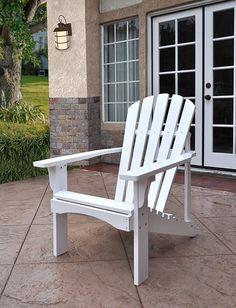 KidKraft Adirondack Chair   White | Kids Table And Chair | Pinterest | Kid  Kraft