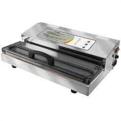 Weston PRO-2300 Stainless Steel Commercial Grade Vacuum Sealer 65-0201