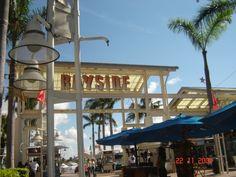 Bayside Shopping Mall, Miami, Florida, USA
