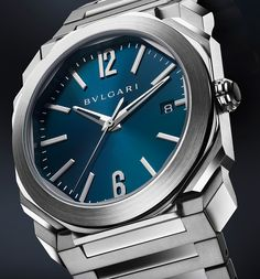 Bulgari Octo Blue
