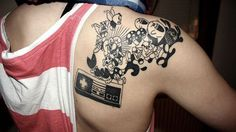 The 100 best video game tattoos | GamesRadar