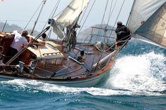 JERICHO, bateau tradition - Société nautique de Marseille