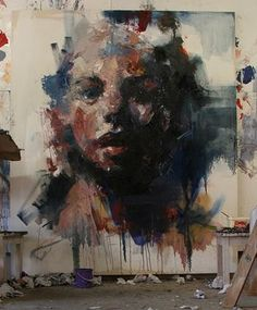 South Africa Artist Ryan Hewett (1979) | 200x170cm
