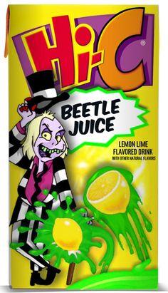 The Holidaze: Hi - C Horror Collection  Beetlejuice