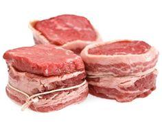 Tuna, Steak, Bacon, Fish, Cooking, Gourmet, Bacon Dip, Pork Tenderloins, Dishes