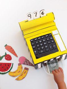 Cash register DIY