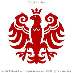 Orzel Eagle icon by Chris Mitchell