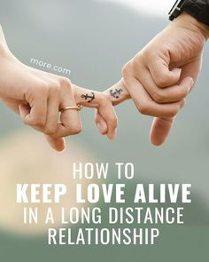 Relationship advice for couples who are in long distance relationships. Love notes, extra phone calls, and other special things to do for your SO.