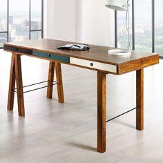 SChreibtisch in coolem Look! Mir gefällt das minimalistische Design!MUST HAVE