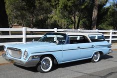 Hemmings Find of the Day – 1962 Chrysler Newport Town and Country