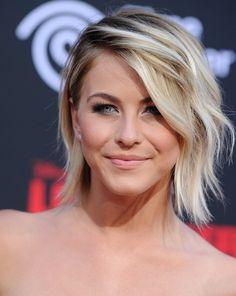 More Pics of Julianne Hough Layered Razor Cut (3 of 22) - Short Hairstyles Lookbook - StyleBistro