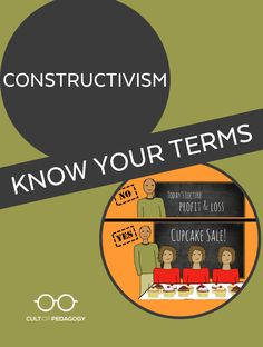 Constructivism provides students with rich experiences and encourages them to reach their own conclusions. | Cult of Pedagogy Cult Of Pedagogy, Constructivism, Career Advice, Professional Development, Knowing You, Encouragement, Students, Teacher, Reading