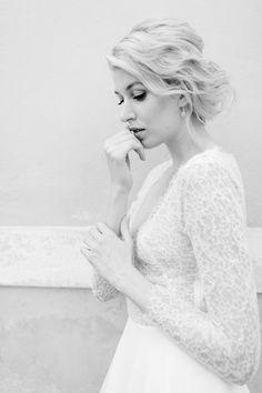 Silhouette, Fine Art, Bridal, Wedding Dresses, Hermione, Hand Sewn, Bridle Dress, Amor, Curve Dresses