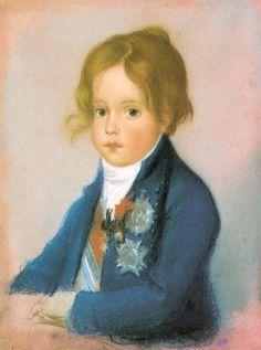 D.Pedro I criança