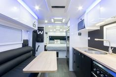 Ideas for RV upholstery, motorhome, and caravan upholstery. A change of fabric and design can give your caravan or motorhome a completely new look. Caravan Upholstery, Lift Up Bed, Roll Out Awning, Portable Bbq, Gas Detector, Concealed Hinges, Metal Drawers, Splashback, Towel Rail