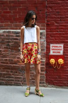 Because It's Hot Outside | Man Repeller