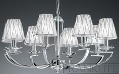 chandelier with shade - Google Search