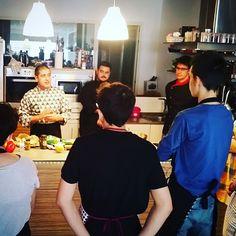 https://flic.kr/p/PfoVQN | Curso de cocina árabe | Curso de cocina árabe en Flow Cooking (Albacete) Mamen Juan. Octubre de 2016 Fotos Mamen Juan koketo.es/cocina-arabe @chefkoketo