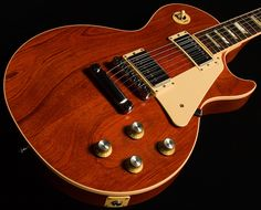 Les Paul Traditional - Mahogany Satin, with '60s Slim Taper neck.