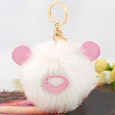 SHARE & Get it FREE | Bear Fur Ball Car Bag Pendant KeyringFor Fashion Lovers only:80,000+ Items • New Arrivals Daily • Affordable Casual to Chic for Every Occasion Join Sammydress: Get YOUR $50 NOW!