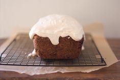 Carrot & Apple Loaf Cake