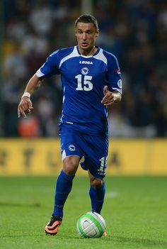 World Cup 2014: Bosnia's Sejad Salihovic