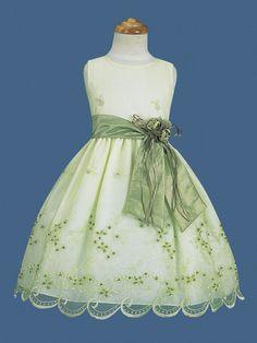 flower girl dress idea #2