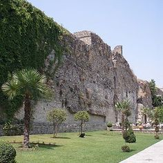 Elbasan castle is a 15th century fortress located in the city of Elbasan, Albania[1]. The castle was initially composed of 26 equidistant 9 m (30 ft) high towers. Part of Via Egnatia passes through the castle.