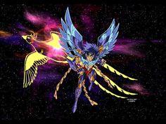 God cloth Phoenix by FaGian