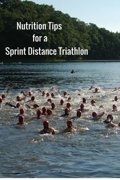 While you don't have to worry too much about fueling for a sprint distance race, consider these sprint triathlon nutrition tips for your best performance! Sprint Triathlon Training, Ironman Triathlon, Training Plan, Training Programs, Triathlon Gear, Race Training, Training Equipment, Running Training, Marathon Training