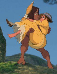 stansbizzle:  Tarzan (1999)