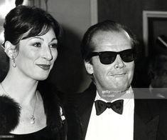 News Photo : Anjelica Huston and Jack Nicholson during... You Don't Know Jack, Anjelica Huston, John Huston, Film Institute, Jack Nicholson, Leonardo Dicaprio, American, Celebrities, News