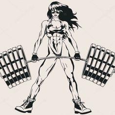 Exercise Back Pain Away Aesthetics Bodybuilding, Powerlifting Training, Gym Interior, Gym Logo, Workout Memes, Workouts, Gym Quote, Bodybuilding Training, Muscle Girls