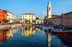 https://flic.kr/p/hNhnu3 | Lazise - Italy | A little comment or a fav will be really appreciated