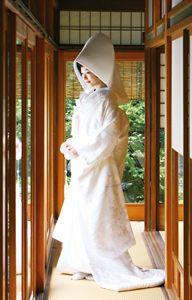 bride costume Shiromuku