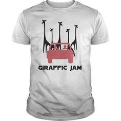 Giraffic Jam T
