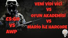 CS:GO VS | DELİ VURURUM | w/Oyun Akademisi/VeniVidiVici/MarioileHardCore Veni Vidi Vici, Cs Go, Youtube, Movies, Movie Posters, Films, Film Poster, Cinema, Movie