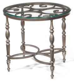 Provence End Table by Flexsteel