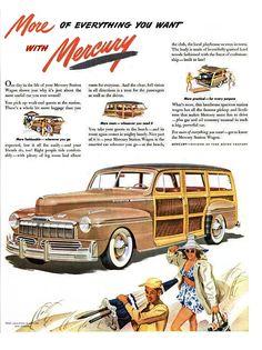 Mercury, LIFE 7 Jul 1947