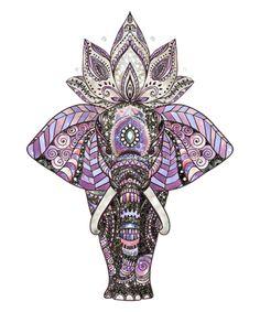 Temporary Tattoo Designs Images - Tattoo Design For men and women Elephant Artwork, Elephant Love, Temporary Tattoo Designs, Tattoo Designs Men, Mandala Design, Mandala Art, Dot Painting, Painting & Drawing, Elephant Tattoos