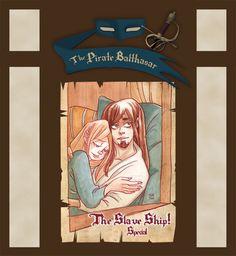 Webcomic - TPB - The Slave Ship - Cover by Dedasaur.deviantart.com on @deviantART