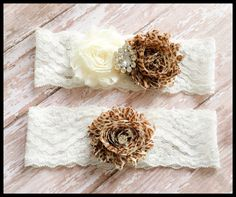 Ivory Lace garter embellished with Animal Print & Ivory Shabby Chiffon Flowers with Crystal Embellishment.  Toss Garter Is Ivory Lace Garter With Animal Print Chiffon Flower And Single Crystal Embellishment    ******PLEASE LEAVE YOUR WEDDING DATE AT CHECKOUT*****. | Shop this product here: http://spreesy.com/BellaDivaCouture/558 | Shop all of our products at http://spreesy.com/BellaDivaCouture    | Pinterest selling powered by Spreesy.com