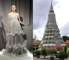 Fashion Inspired by Architecture 4