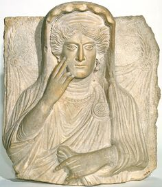51 best roman empire images on pinterest roman empire ancient funerary relief bust made of limestone depicting a woman named haliphat from southern syria 231 c fandeluxe Images