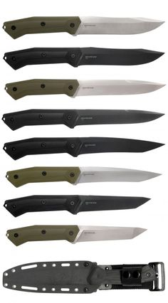 Steel Will Sentence Series Tactical Knives