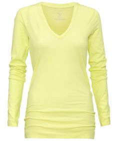 Shirt by Drykorn #shirt #drykorn #pastell #lemon #engelhorn http://fashion.engelhorn.de/