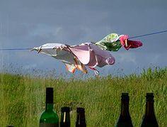 Barra clothesline by Blanefield #EasyNip