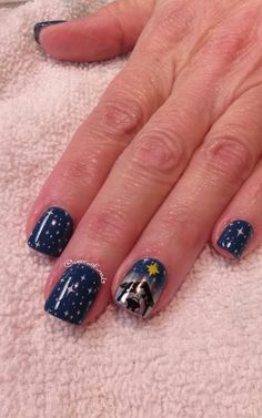 """Determine additional relevant information on """"acrylic nail art designs ring finger"""". Check out our internet site. Holiday Nail Art, Christmas Nail Art Designs, Best Nail Art Designs, Ring Finger Nails, Finger Nail Art, Elegant Nail Art, Beautiful Nail Art, Xmas Nails, Christmas Nails"""